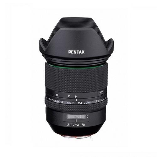 FA 24-70mm f2.8 ED SDM WR Lens Product Image (Secondary Image 1)