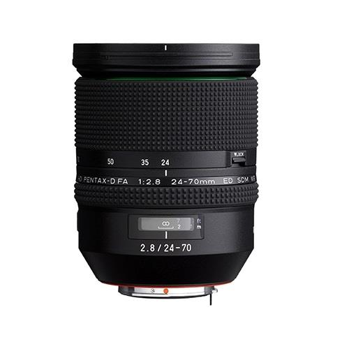 FA 24-70mm f2.8 ED SDM WR Lens Product Image (Secondary Image 3)