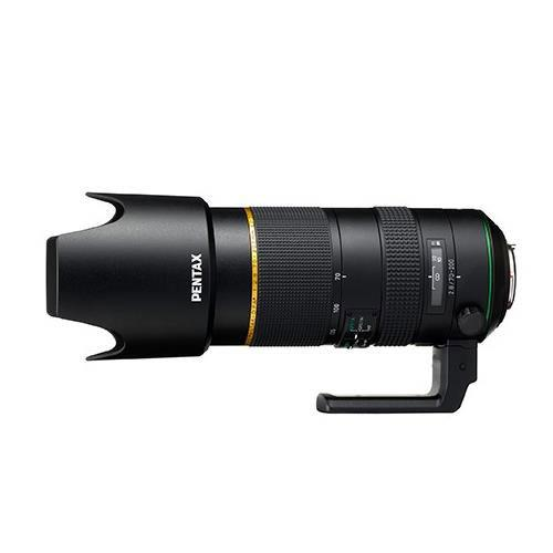 FA 70-200mm f/2.8 ED DC AW Lens - Ex Display Product Image (Secondary Image 1)