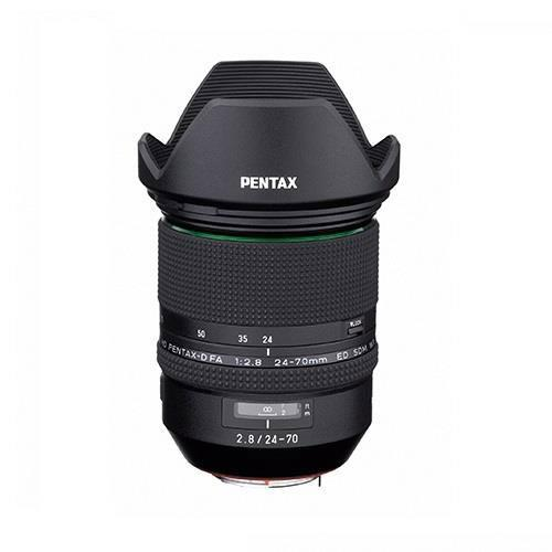 FA 24-70mm f2.8 ED SDM WR Lens - Ex Display Product Image (Secondary Image 1)