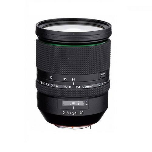 FA 24-70mm f2.8 ED SDM WR Lens - Ex Display Product Image (Secondary Image 2)