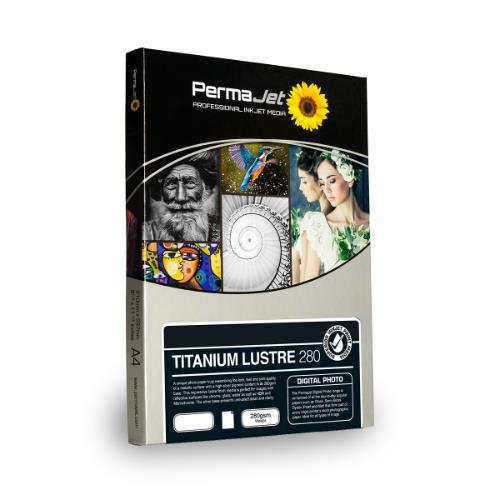 Titanium Lustre A4 Product Image (Primary)