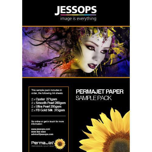 Permajet Sample 8 Pack - Pro printers Product Image (Primary)