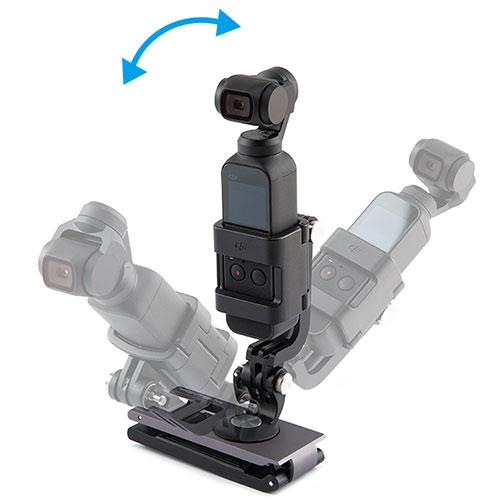 Osmo Pocket Action Camera L Bracket Product Image (Secondary Image 1)