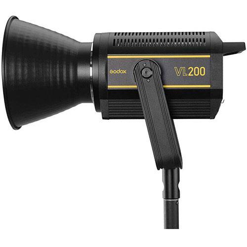 Godox VL200 LED Video Light Product Image (Secondary Image 1)