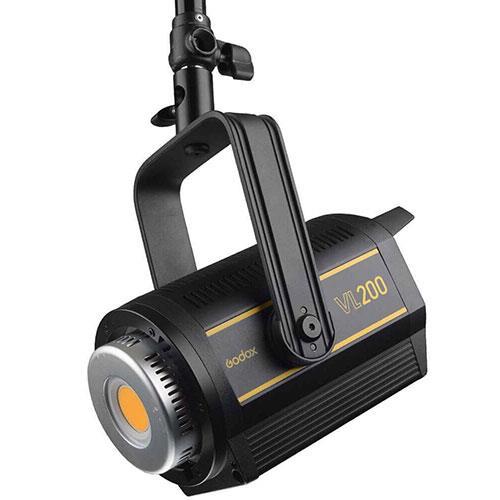 Godox VL200 LED Video Light Product Image (Secondary Image 3)