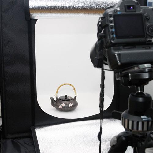 Foldable LED Light Tent  Product Image (Secondary Image 3)