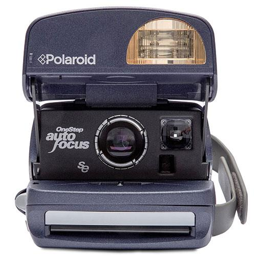 600 90s Refurbished Instant Camera Product Image (Primary)