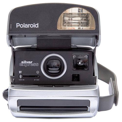 600 90s Refurbished Instant Camera Product Image (Secondary Image 3)