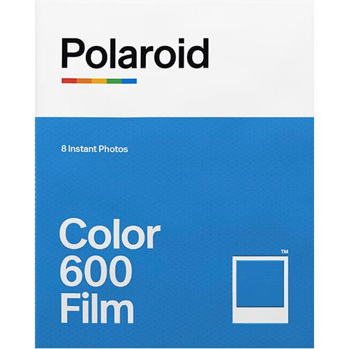 Colour Film for the Polaroid 600 Camera Product Image (Primary)