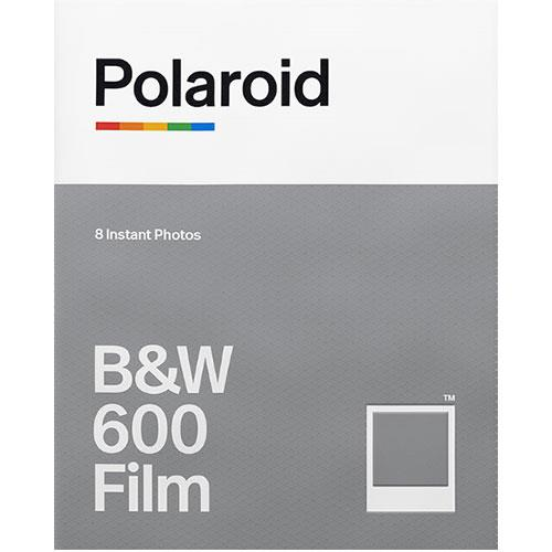 Black and White Film for the Polaroid 600 Camera Product Image (Primary)