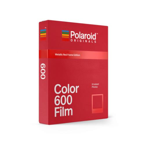 POLAROID Orig 600 Color Red Product Image (Primary)