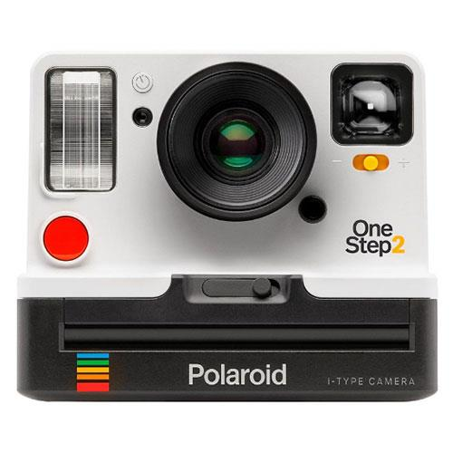 OneStep 2 Viewfinder Instant Camera in White Product Image (Primary)