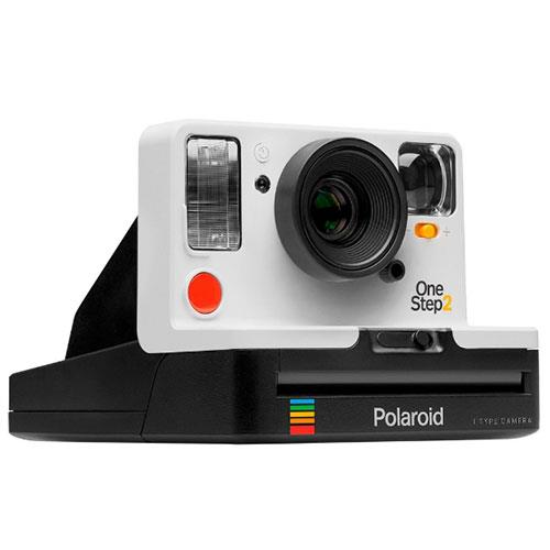 OneStep 2 Viewfinder Instant Camera in White Product Image (Secondary Image 1)
