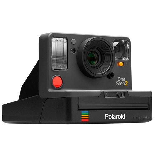 OneStep 2 Viewfinder Instant Camera in Graphite Product Image (Secondary Image 1)