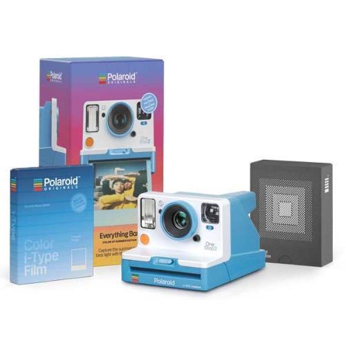 POLAROID Kit Box Summer Blue Product Image (Primary)