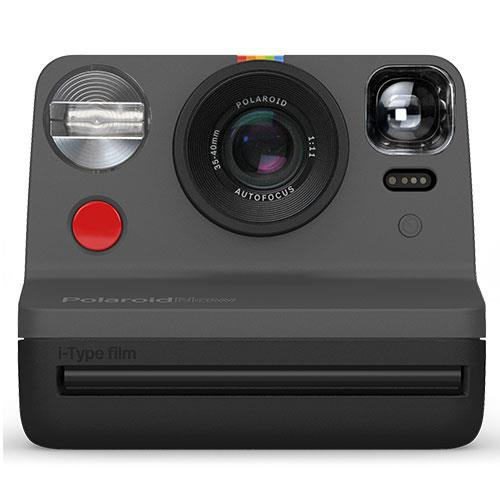 Now i-Type Instant Camera in Black Product Image (Primary)