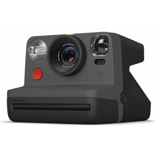 Now i-Type Instant Camera in Black Product Image (Secondary Image 1)