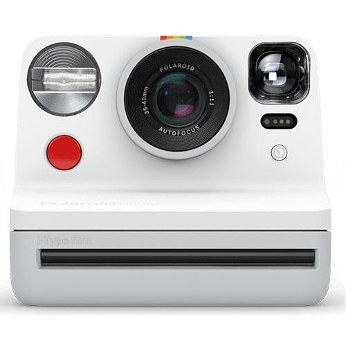 Now i-Type Instant Camera in White Product Image (Primary)