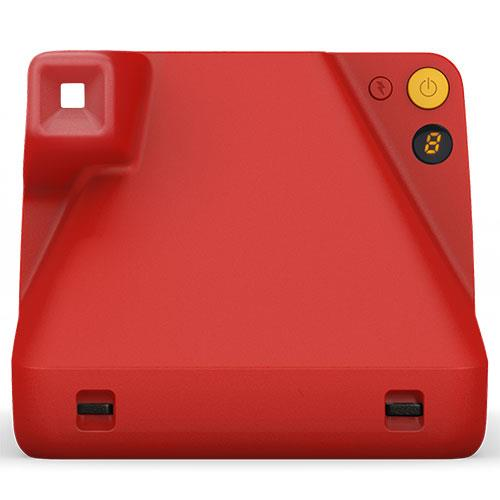 Now i-Type Instant Camera in Red Product Image (Secondary Image 1)