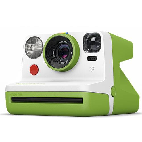 Now i-Type Instant Camera in Green Product Image (Primary)