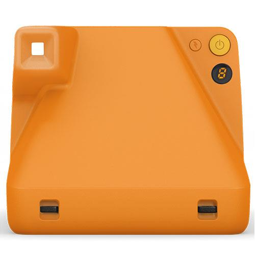 Now i-Type Instant Camera in Orange Product Image (Secondary Image 1)