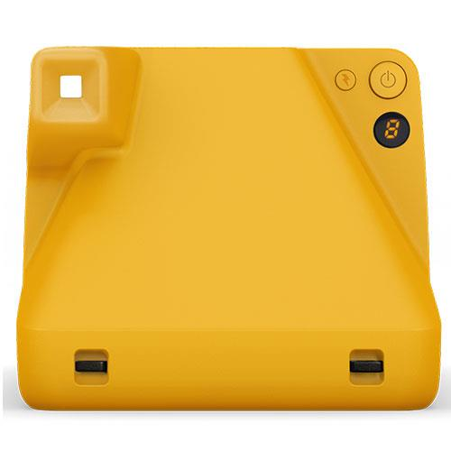 Now i-Type Instant Camera in Yellow Product Image (Secondary Image 1)