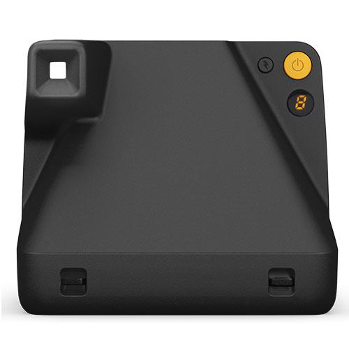 Now i-Type Instant Camera in Black and White Product Image (Secondary Image 2)