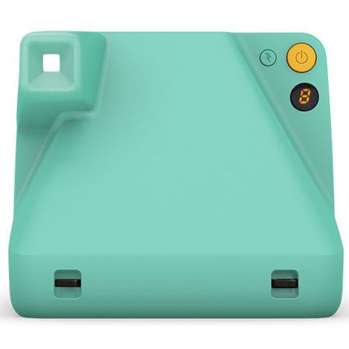 Now i-Type Instant Camera in Mint Green Product Image (Secondary Image 2)