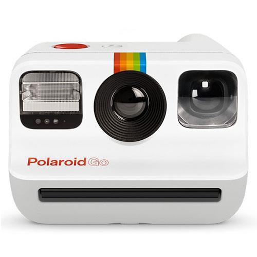 Go Instant Camera in White Product Image (Primary)