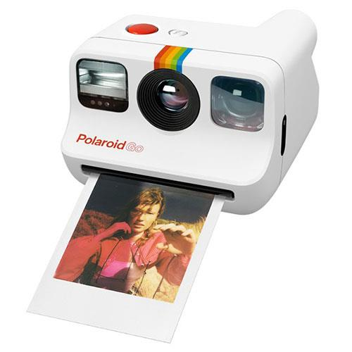 Go Instant Camera in White Product Image (Secondary Image 1)