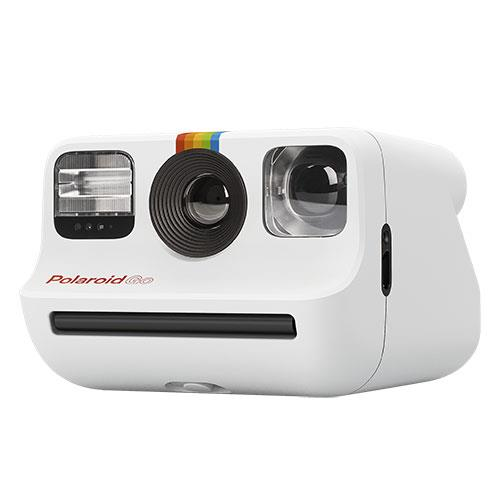 Go Instant Camera in White Product Image (Secondary Image 2)