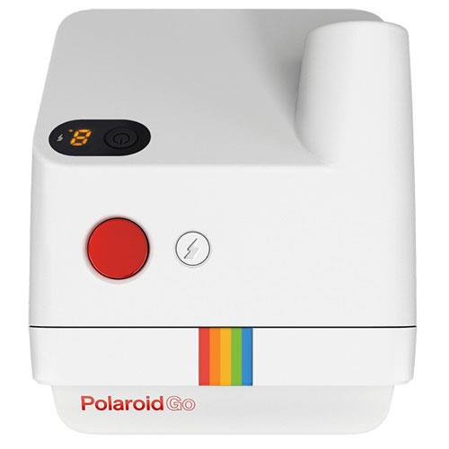 Go Instant Camera in White Product Image (Secondary Image 3)