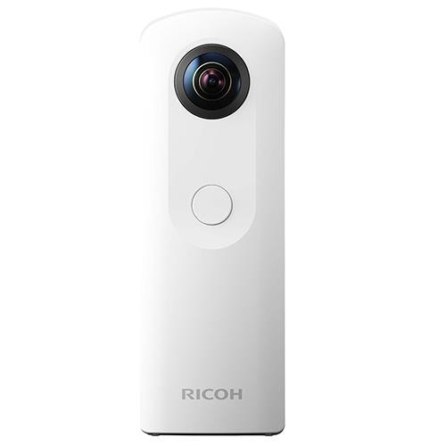 Theta SC360 Action Cam in White Product Image (Primary)