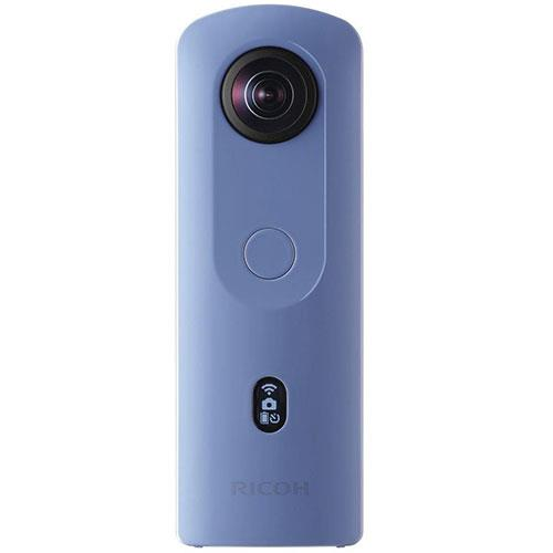 Theta SC2 360 Action Camera in Blue Product Image (Primary)