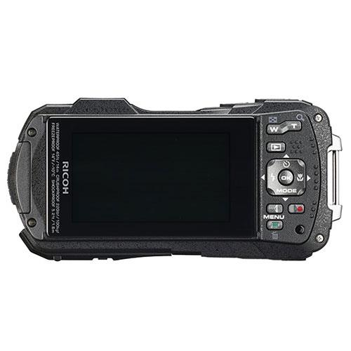 WG-60 Digital Camera in Red Product Image (Secondary Image 1)