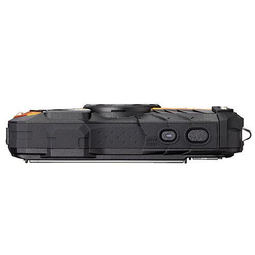 WG-70 Digital Camera in Orange Product Image (Secondary Image 4)