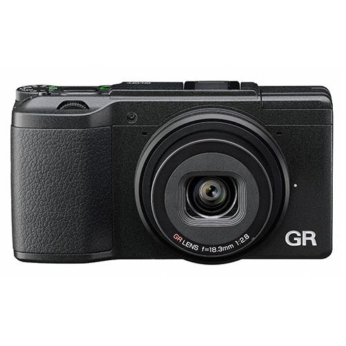 GR II Digital Camera Product Image (Secondary Image 1)