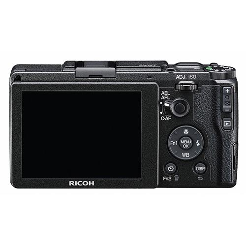 GR II Digital Camera Product Image (Secondary Image 2)
