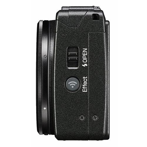 GR II Digital Camera Product Image (Secondary Image 4)