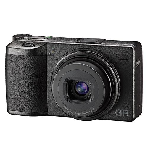 GR III Digital Camera Product Image (Secondary Image 2)