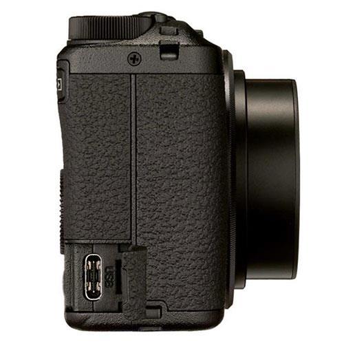 GR IIIx Digital Camera Product Image (Secondary Image 4)