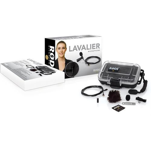 Lavalier Microphone Product Image (Secondary Image 2)