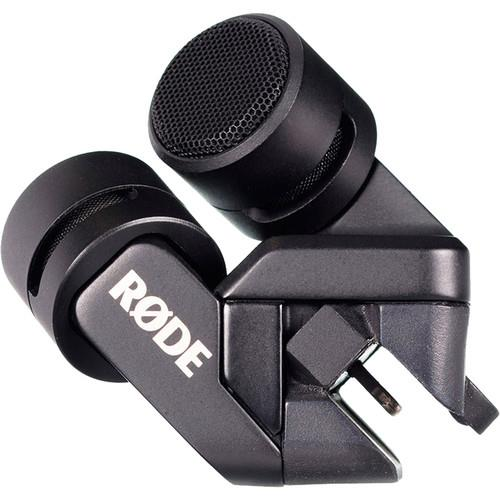 i-XY Stereo Microphone with Lightning Connector Product Image (Primary)