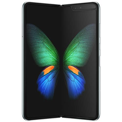 Galaxy Fold 512GB Mobile Phone in Silver Product Image (Primary)