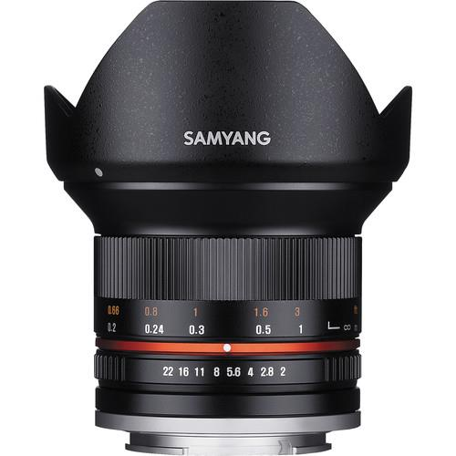 12mm f2.0 NCS CS Lens - Sony fit Product Image (Secondary Image 1)