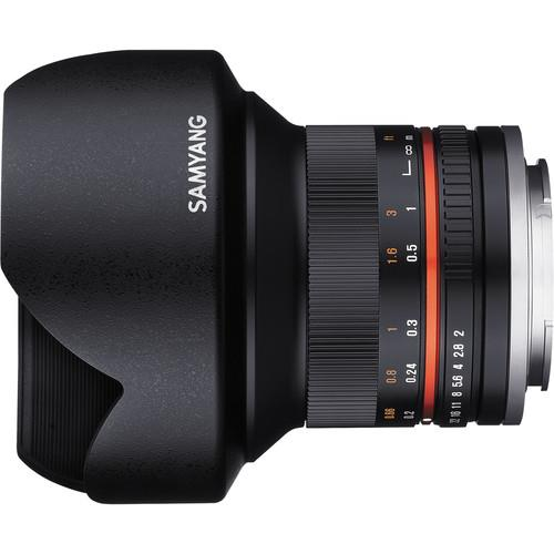12mm f2.0 NCS CS Lens - Sony fit Product Image (Secondary Image 2)