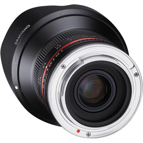 12mm f2.0 NCS CS Lens - Sony fit Product Image (Secondary Image 3)