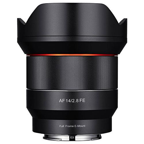 AF 14mm f2.8 Lens for Sony FE Fit Product Image (Secondary Image 1)