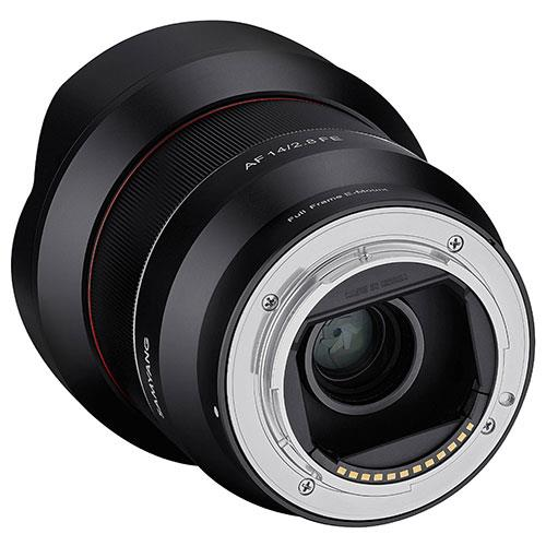 AF 14mm f2.8 Lens for Sony FE Fit Product Image (Secondary Image 2)